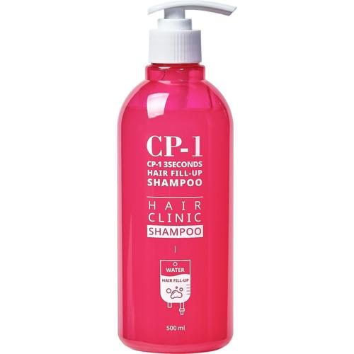 Шампунь для волос восстановление - CP-1 3Seconds hair fill-up shampoo, 500мл. Esthetic House