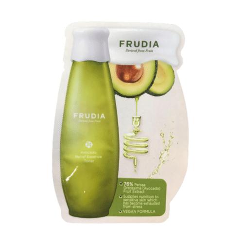 Тонер восстанавливающий с авокадо - Avocado relief essence toner, 2мл (пробник)