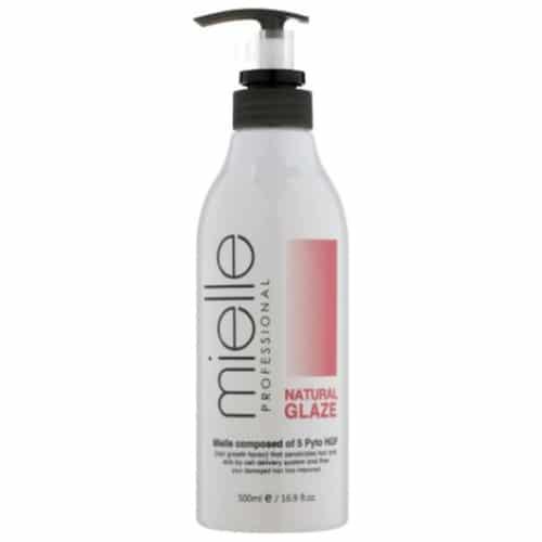 Средство для глазирования волос - Mielle professional natural fix glaze, 500мл. JPS