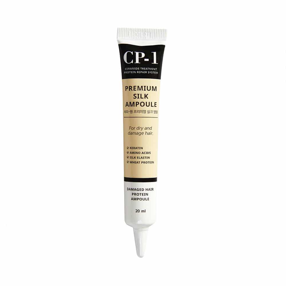 Несмываемая сыворотка для волос с протеинами шелка Эстетик Хаус - ESTHETIC HOUSE CP-1 Premium Silk A