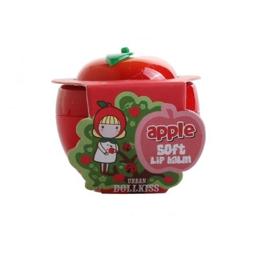 Питательный и увлажняющий бальзам для губ с экстрактом яблока Бавифат —BAVIPHAT Urban Dollkiss Apple