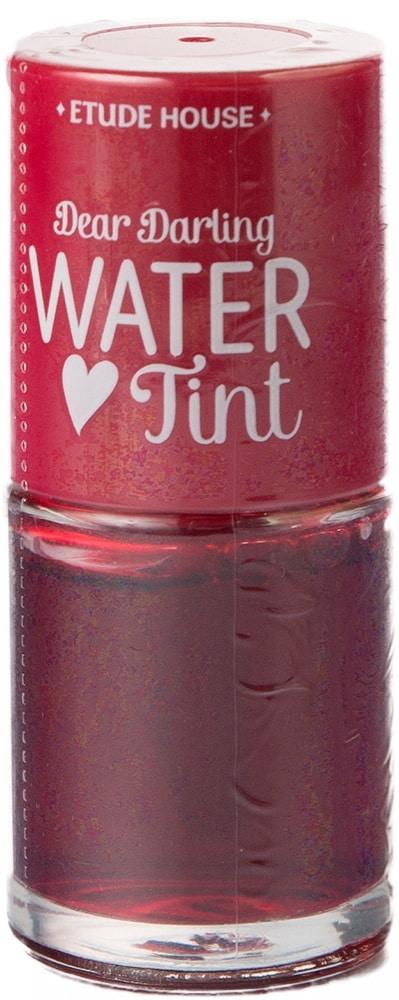 Гелевый тинт для губ #клубничный ад Этюд Хаус - ETUDE HOUSE Dear Darling Water Gel Tint  #Strawberry