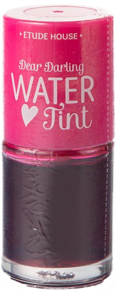 Гелевый тинт для губ #вишнёвый ад Этюд Хаус - ETUDE HOUSE Dear Darling Water Gel Tint  Cherry Ade