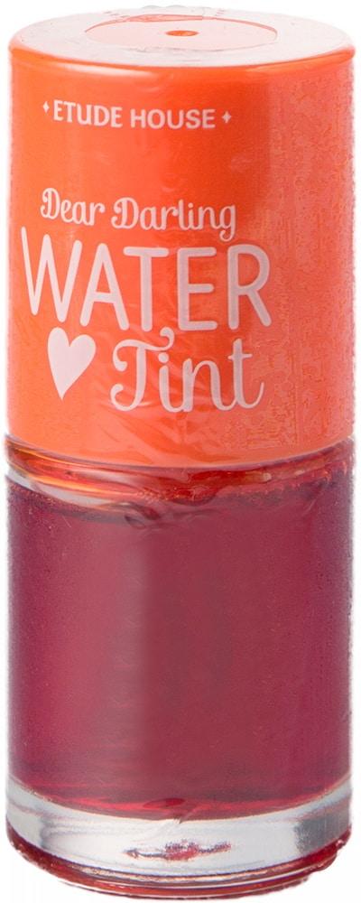 Гелевый тинт для губ #апельсиновый ад Этюд Хаус - ETUDE HOUSE Dear Darling Water Gel Tint  Orange Ad
