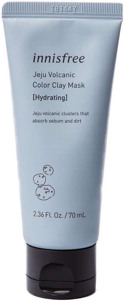 Увлажняющая маска с гиалуроновой кислотой с вулканической золой Инисфри - INNISFREE Jeju Volcanic Co