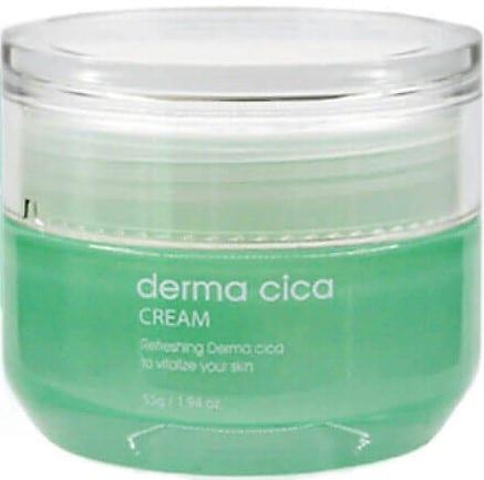 Крем для лица - derma cica CREAM [3W Clinic]