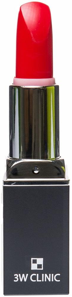 Помада для губ - Aqua Matte Lip Stick #11 Reset Orange [3W Clinic]