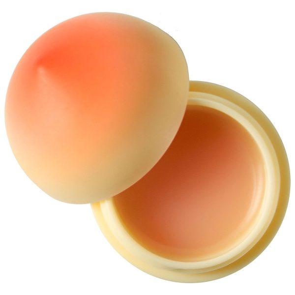 Увлажняющий бальзам для губ персиковый Тони Моли —  Tony Moly  MINI PEACH LIP BALMMINI PEACH LIP BAL
