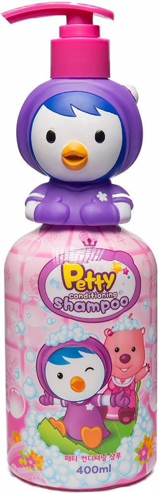 Шампунь, кондиционер и пенка для детей-всё в одном Пороро —Pororo Patty Conditioning Shampoo