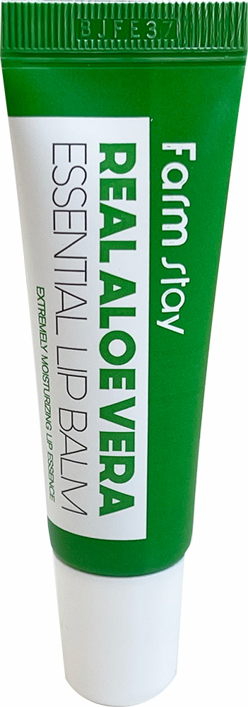 Бальзам для губ - [Farmstay] Real Aloe Vera Essential Lip Balm